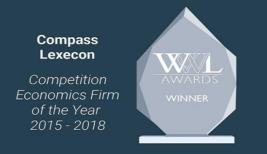 Competition Economics Firm of the Year